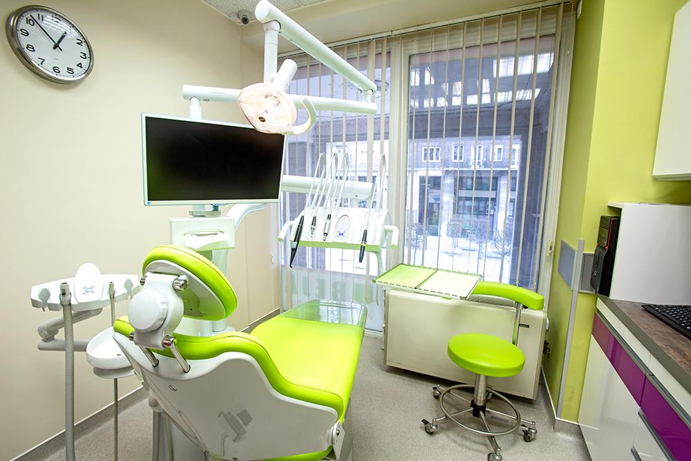 fogorvosi kezelő