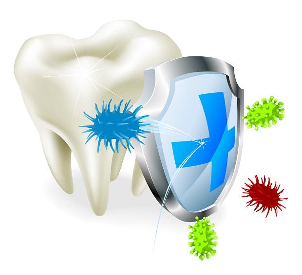 bigstock-Tooth-And-Shield-Concept620 A dentálhigiénia hiányának 3 rettentő következménye