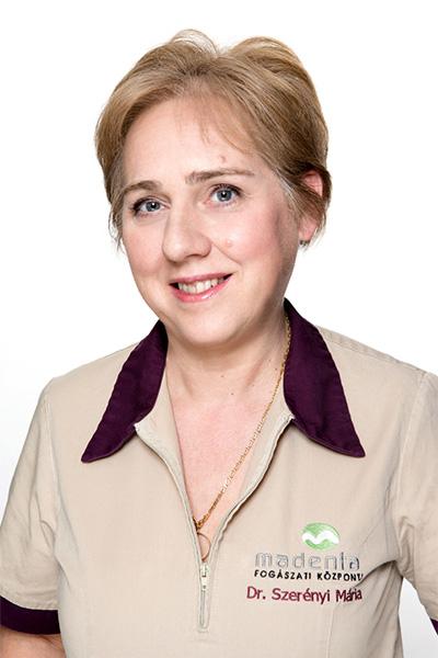 Dr. Szerényi Mária