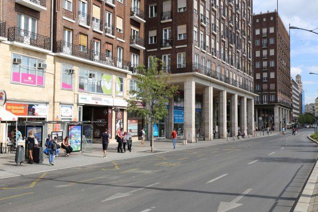 Madenta Deák tér