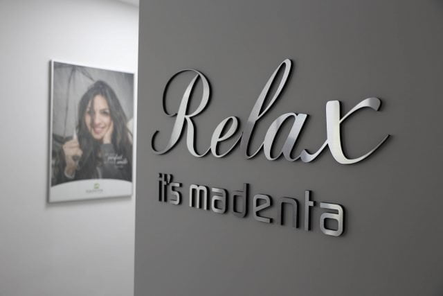 Relax it's Madenta