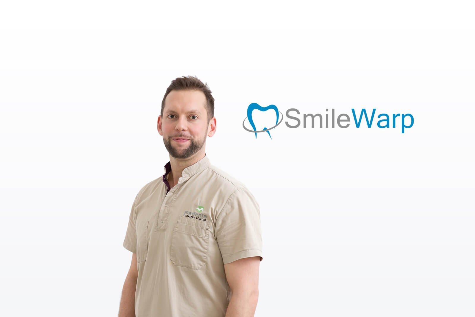 SmileWarp: A fog, jövő időben