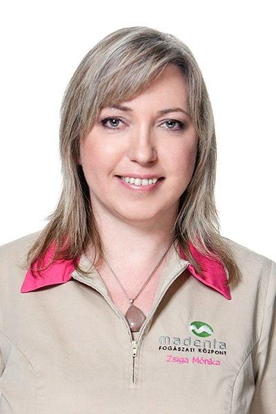Zsiga Mónika